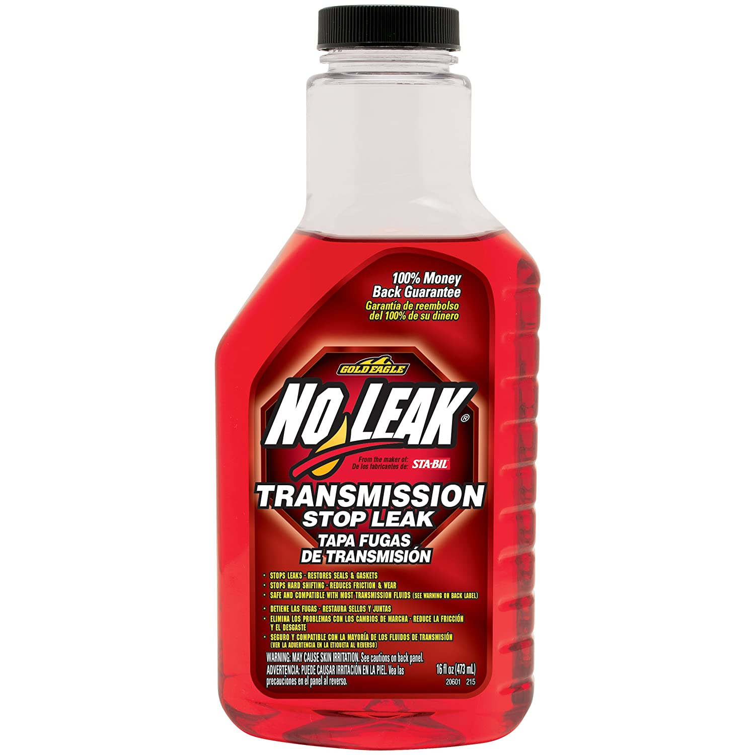 NO LEAK 20601 Transmission Treatment, 473 ml