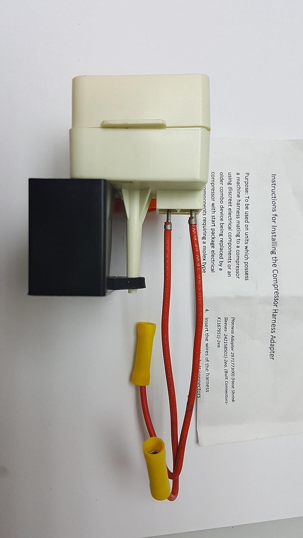 Frigidaire 216008900 Starter Ptc Appliances Relay Switch In Refrigerators