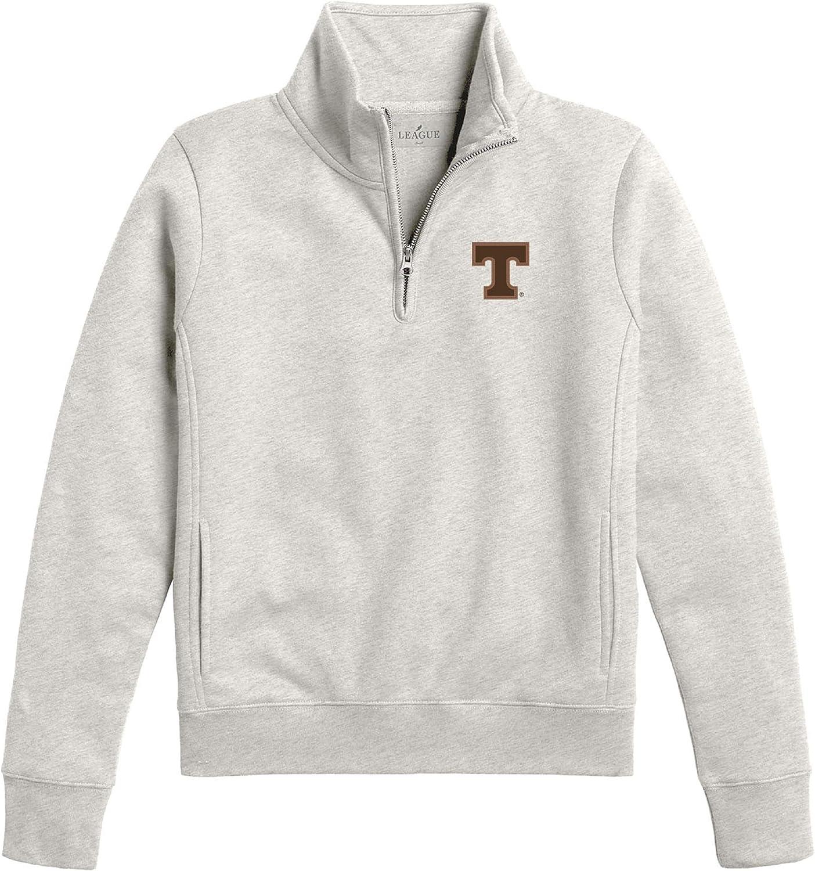 Zip LEAGUE/&CO NCAA womens Academy Qtr
