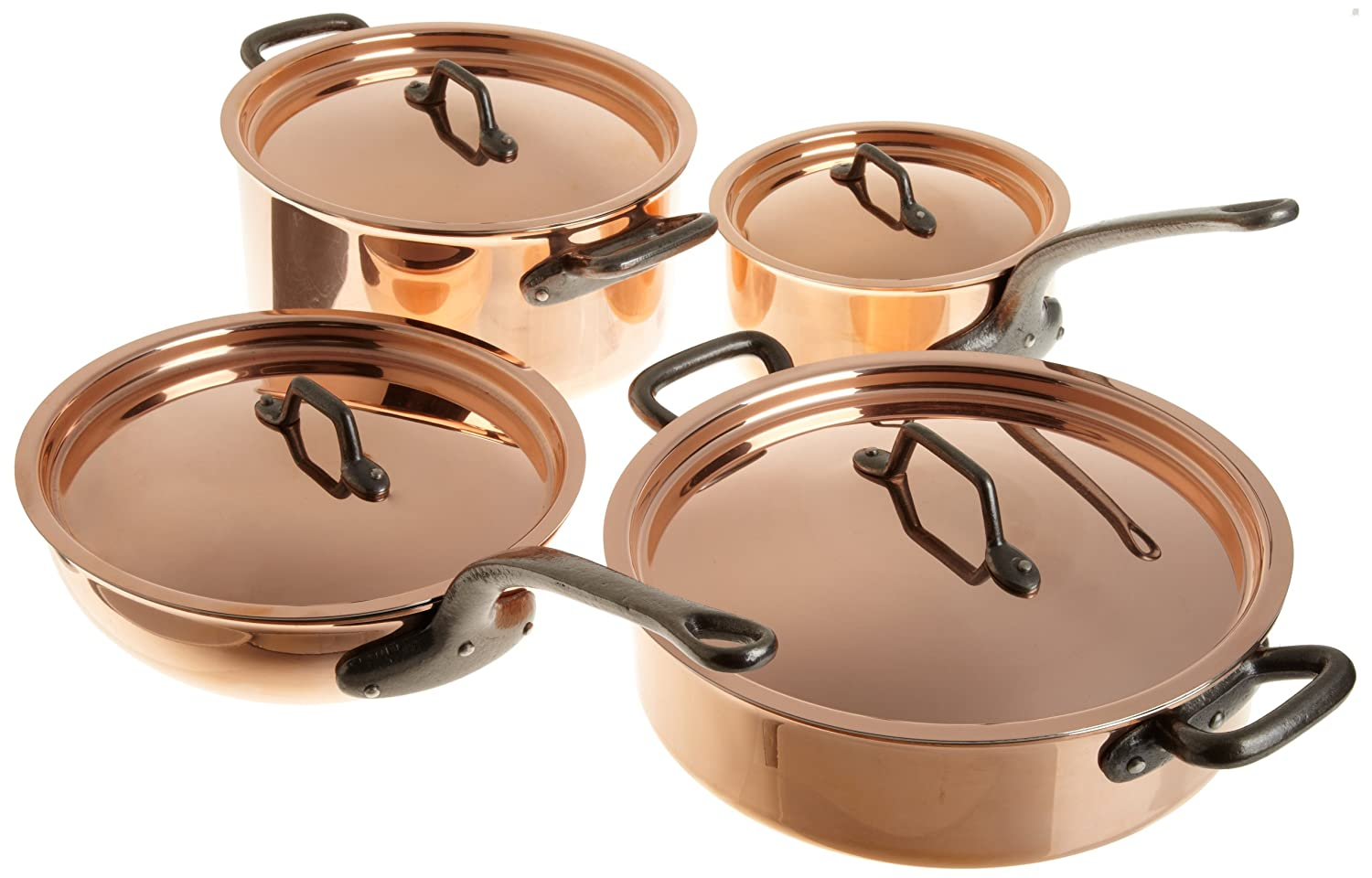 The 5 Best Copper Cookware To Buy In October 2018