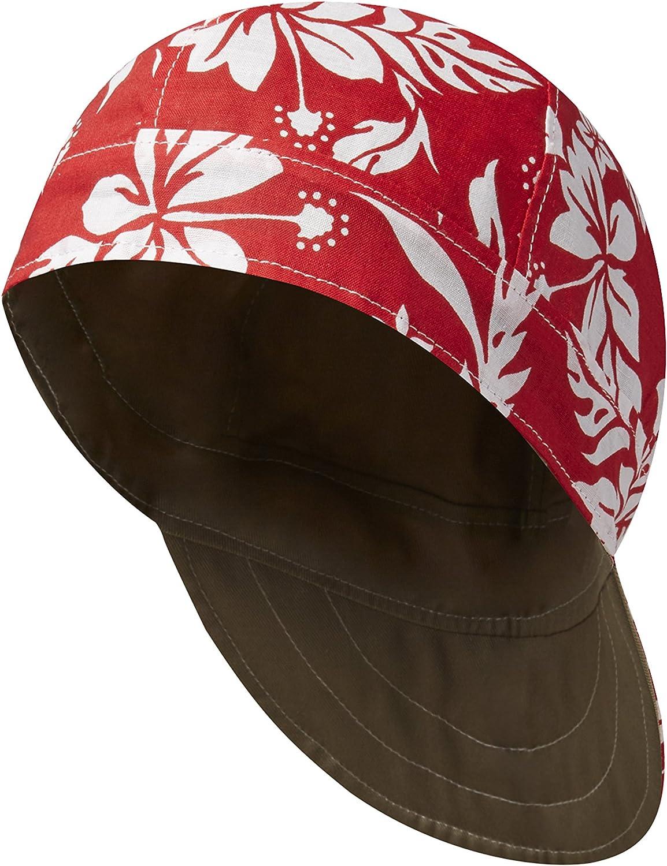 Rasco Red Hawaiian Welding Cap