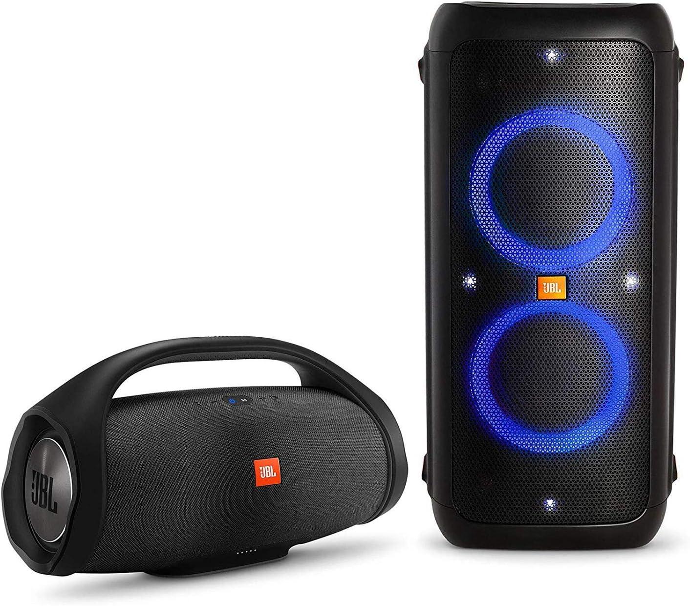 JBL PartyBox 300 Black Bluetooth High Power Speaker