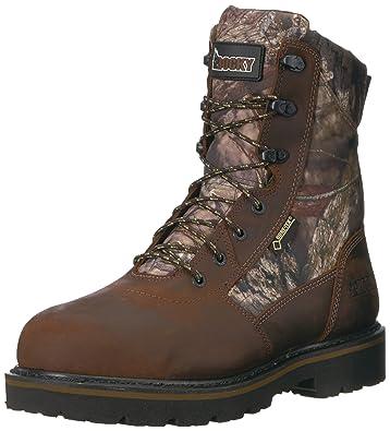 f83f84b3c6b Amazon.com | ROCKY Men's Rks0311 Mid Calf Boot | Hunting