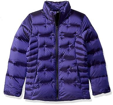 abec661f7146 Amazon.com  The North Face Kids Girl s Aconcagua Down Jacket (Little Kids Big  Kids)  Clothing
