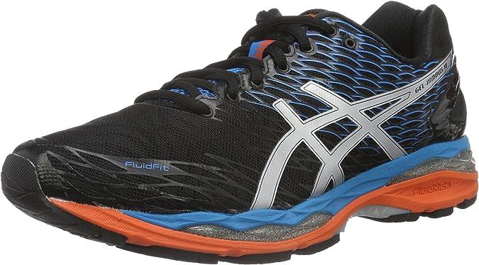 Asics Gel-Nimbus 18, Zapatillas de Running para Hombre, Multicolor ...
