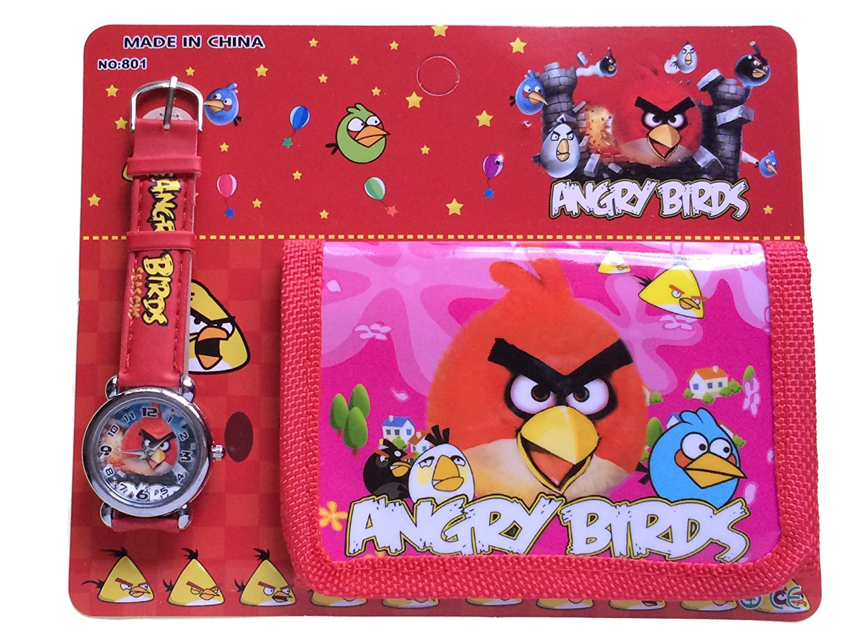 SS - Juego de reloj y cartera, diseño de Hello Kitty, Angry ...