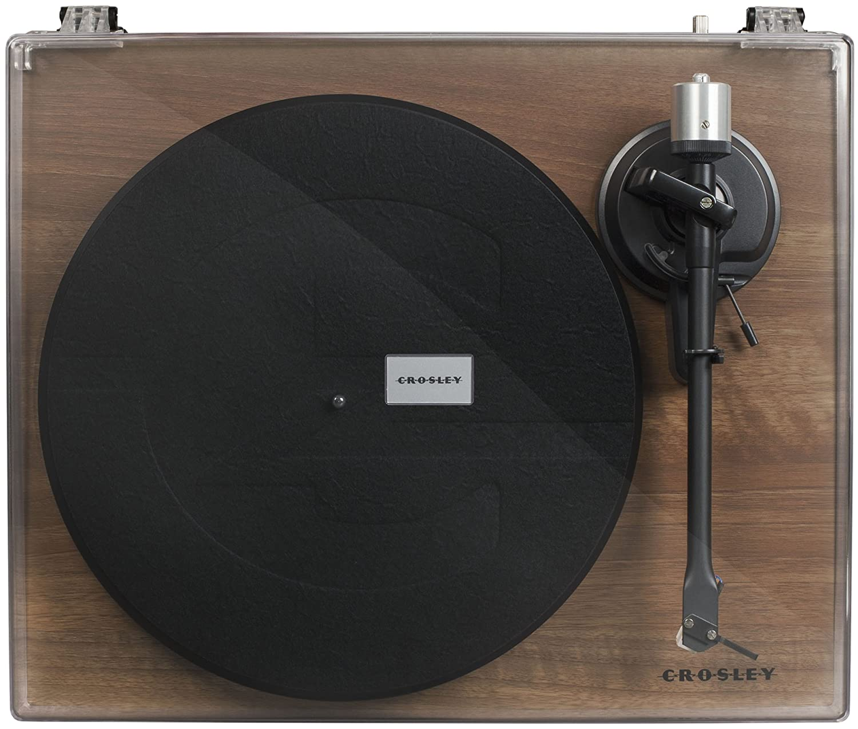 Tocadiscos Crosley C6 - Walnut: Amazon.es: Electrónica