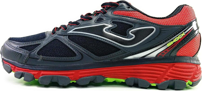 Joma TK.Shock Zapatillas Running Hombre Trail: Amazon.es: Zapatos ...