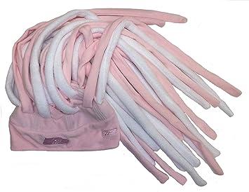 75c91b7b0 NFL Licensed Reebok's Pink Dreadlocks Beanie Hat (Seattle Seahawks ...