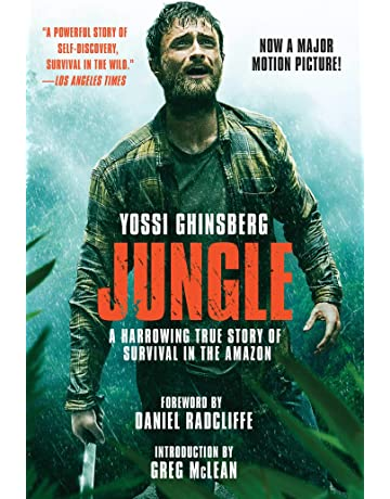 Jungle (Movie Tie-In Edition): A Harrowing True Story of Survival in
