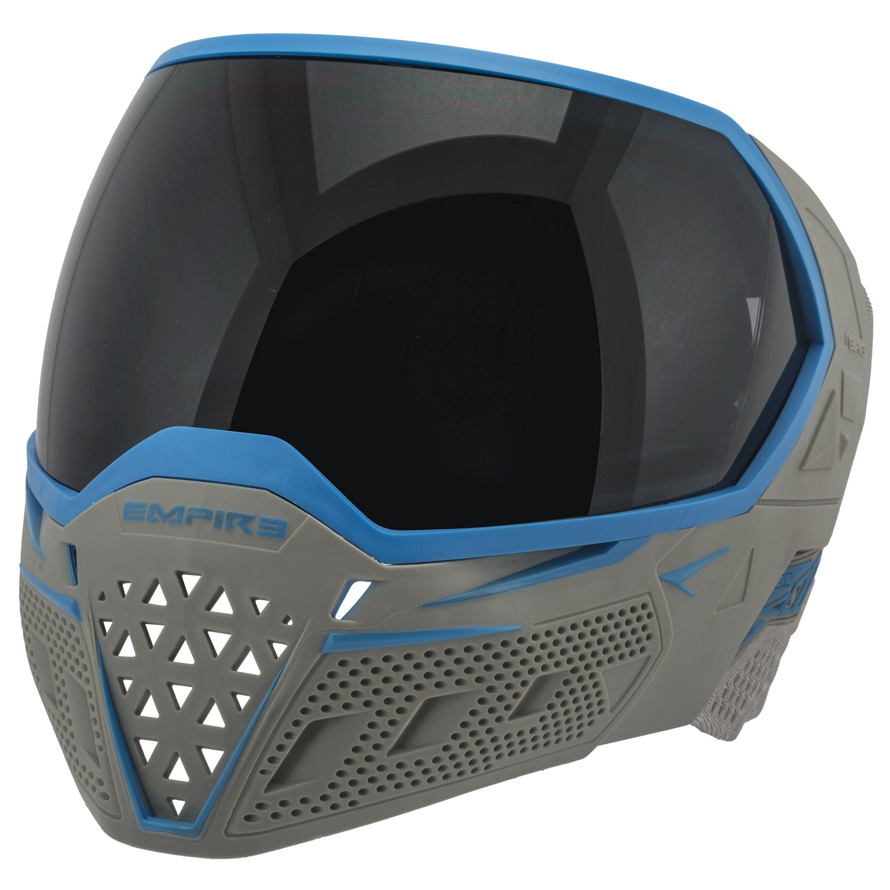 Empire EVS Thermal Paintball Goggles - Grey/Cyan by Empire