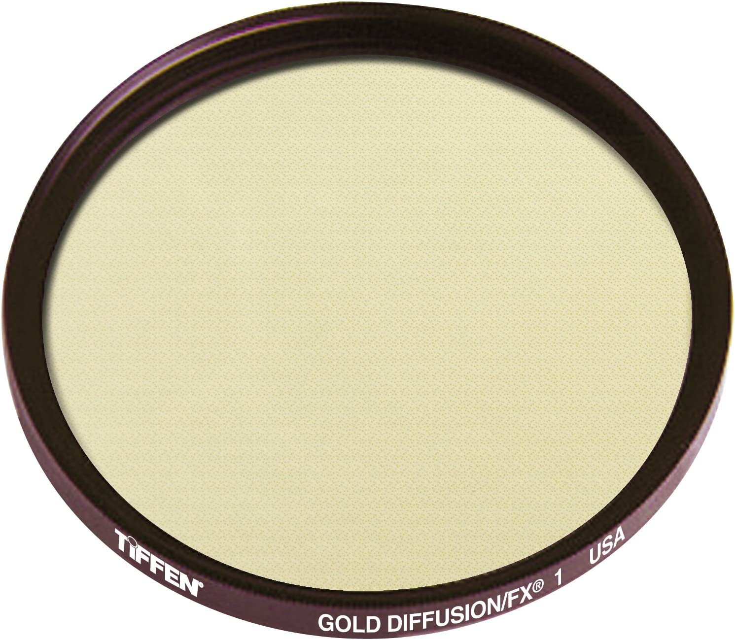 Tiffen Series 9 Gold Diffusion FX 1 Filter