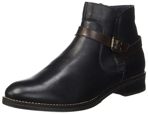 Womens D8275 Chelsea Boots, Black, 4 UK Remonte