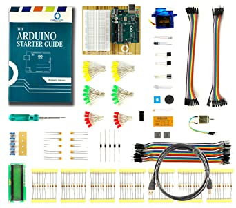 Robo India ASK-LC The Arduino Starter Kit