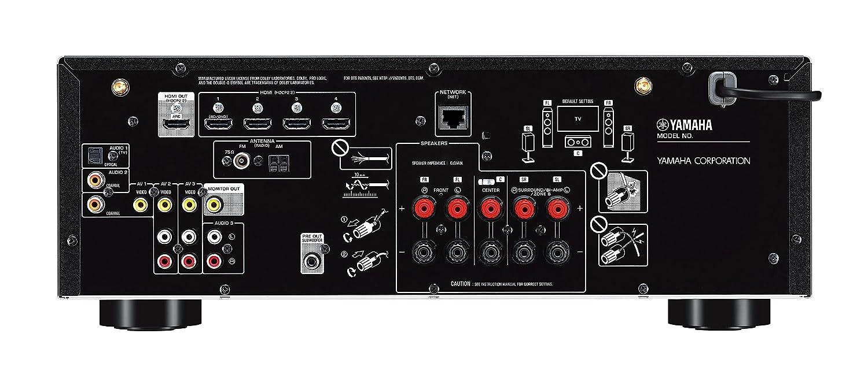 Yamaha RX-V485 - Sintoamplificatore 5.1