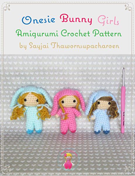 Cookie, the Amigurumi Girl Free Pattern – Tales of Twisted Fibers | 600x462