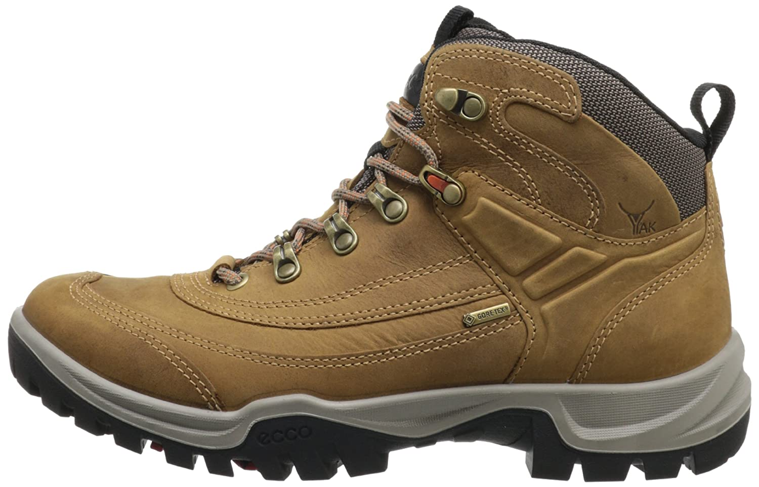 54be873159b Amazon.com | ECCO Men's Torre Semi Mid GTX Hiking Boot | Hiking Boots
