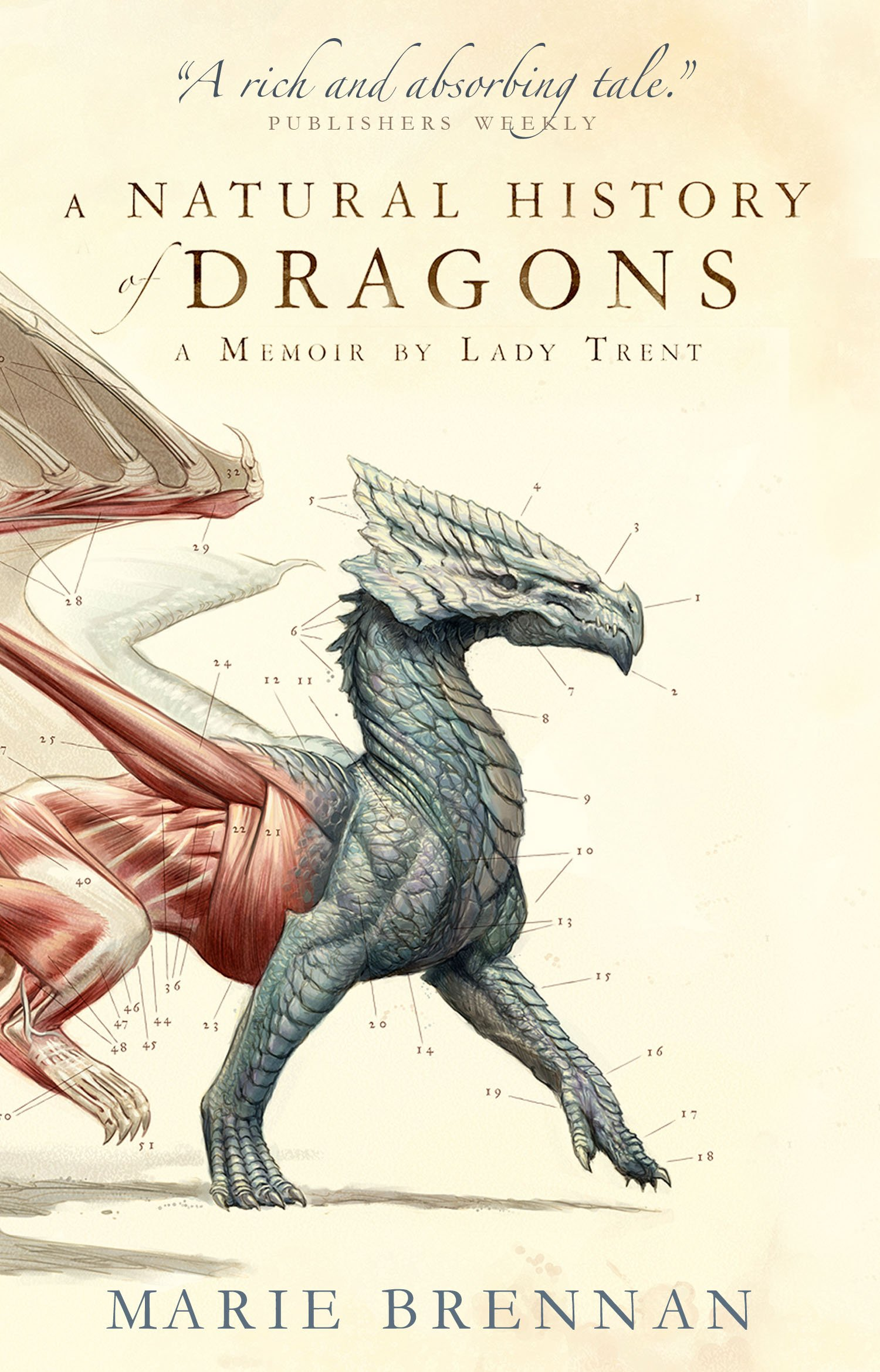 A Natural History of Dragons: A Memoir by Lady Trent: Amazon.co.uk ...