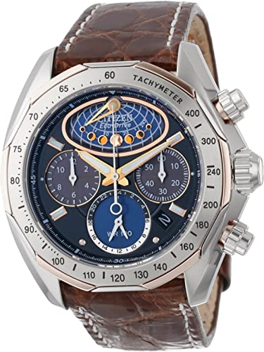 Citizen Men's AV3006-09E Moon Phase Flyback