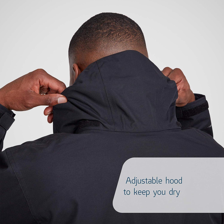 Berghaus Mens Rg Alpha 3-in-1 Waterproof Jacket with Fleece