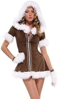 Amazon.com: Disfraz de esquimal sexy para mujer, de ...