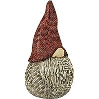 Unbekannt Sonstige Enano de jardín, nariz Enano con bombilla nariz, multicolor, 16.50x 8x 8.50cm, 1122ml, 36825