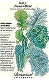 Premier Blend Kale Seeds - 10 grams