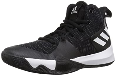 3f10c95f849c adidas Boy s Explosive Flash Basketball Shoes