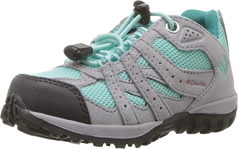 Columbia Childrens Redmond Waterproof, Zapatillas de Senderismo Unisex Niños