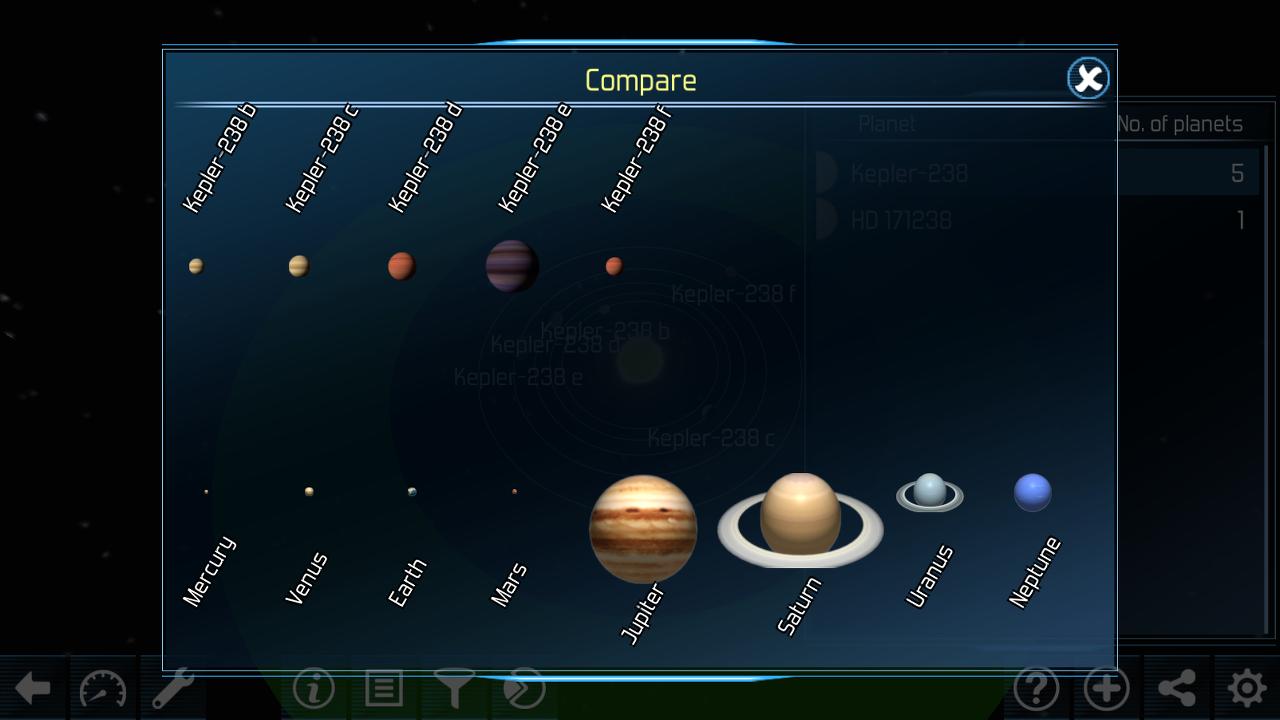 Exo planet explorer 3d space simulator for 3d room simulator