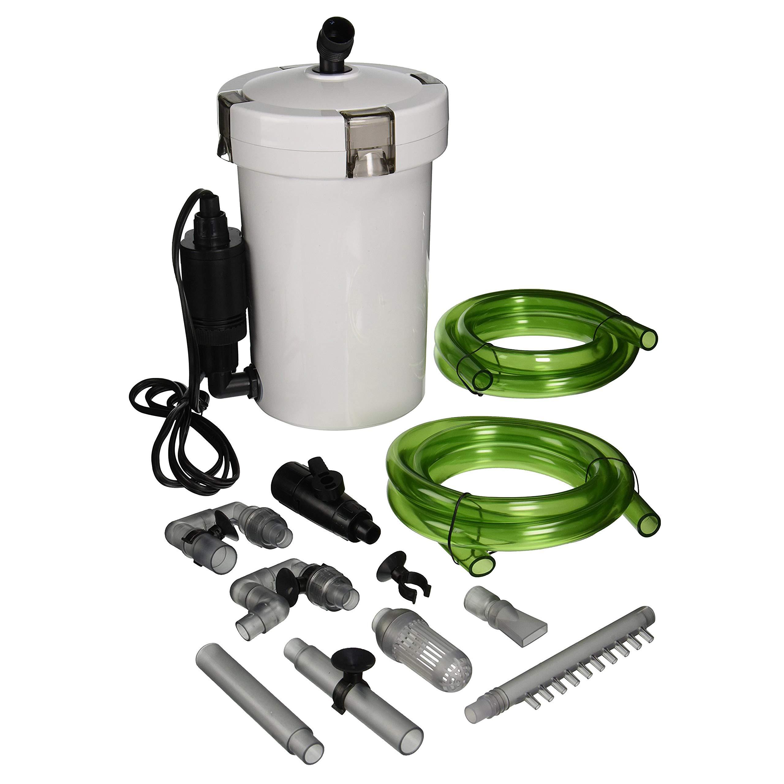 SunSun Tech'n'Toy HW-603B 106 GPH 3-Stage External Canister Filter
