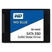 Deals on Western Digital 2TB WD Blue 3D NAND Internal PC SSD WDS200T2B0A