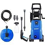 Nilfisk 128470806 C 125.7-6 PCD C 125.7 X-TRA Hochdruckreiniger, Blau