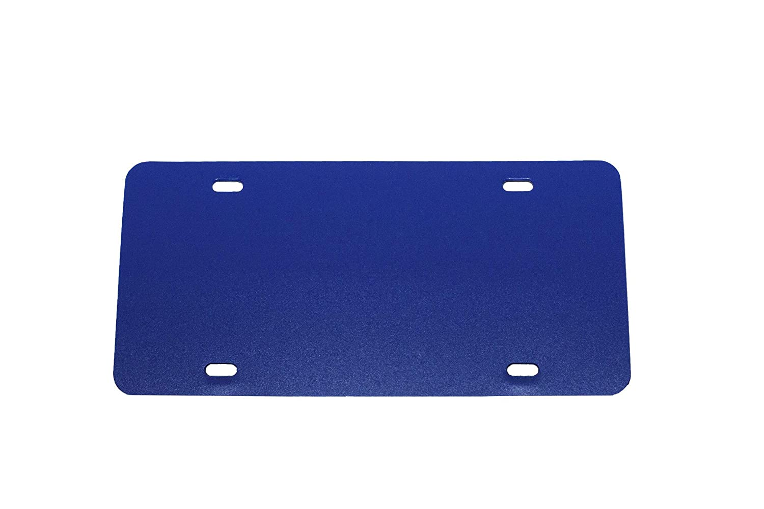 .020 5 Pack-$4.99//Each Plastic License Plate Blank Vinyl Blank Laser Cut and Made in USA