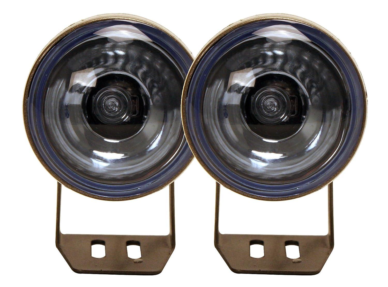 Pilot Automotive NV-512W 2 In. Round Spot Light Kit Navigator - White   B000BQMXOE