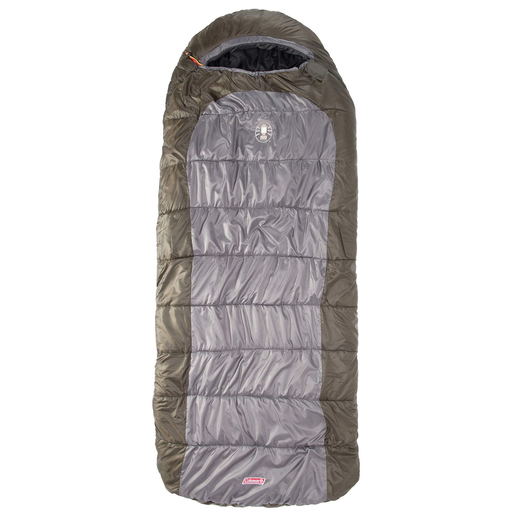 Coleman Big Basin 15 Big and Tall Adult Sleeping Bag by Coleman