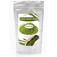 HerbaNordPol Young Barley Grass Powder 1KG EU Origin, Mirconized