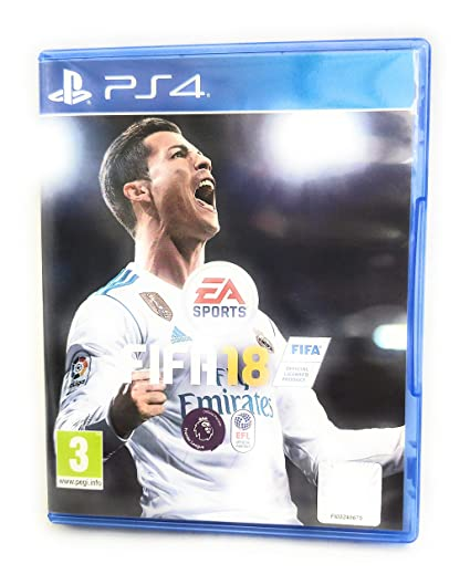FIFA 18 (PS4)  Amazon.co.uk  PC   Video Games fcaef1847