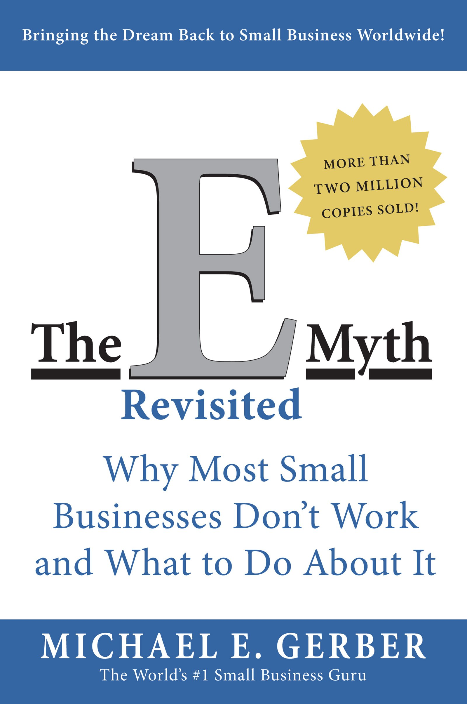 The EMyth Revisited Why Most Small Businesses Dont Work And - 20 funniest reviews ever written amazon 6 cracked