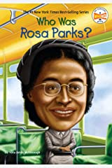 Who Was Rosa Parks? Paperback