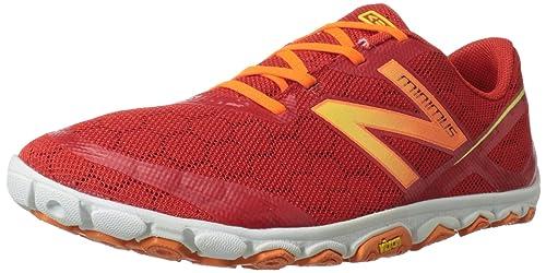 New Balance Mr10Yb2, Zapatillas para Hombre, Red with Yellow, 6.5 UK - Width 2E: Amazon.es: Zapatos y complementos