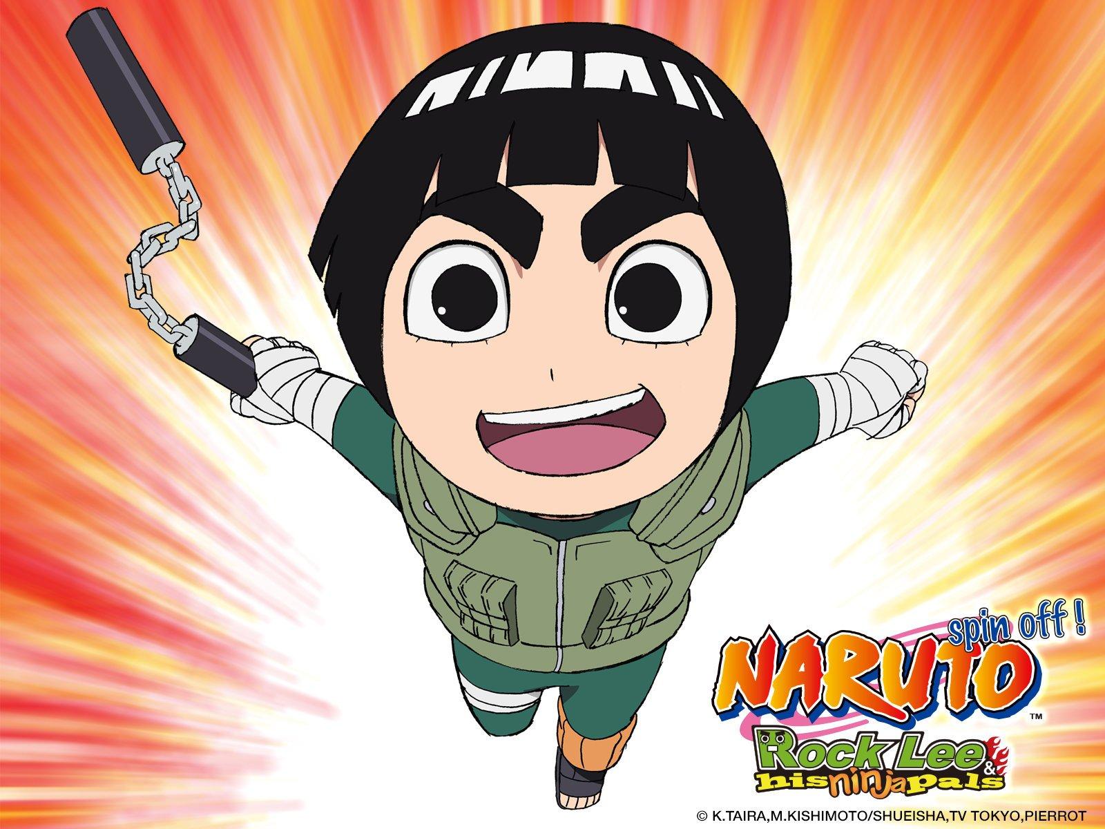 Watch Naruto Spin-Off: Rock Lee & His Ninja Pals, Season 1 ...