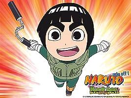 Naruto Spin-Off: Rock Lee & His Ninja Pals, Season 1, Vol. 1 (English Dub)
