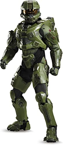 Disguise Mens Halo Master Chief Ultra Prestige Costume