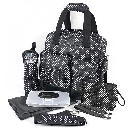 De nuevo amargoes de accesorios para cambio de bolsa para la compra de costura de mochila