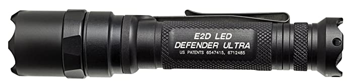 SureFire E2D Defender Ultra Dual-Output Flashlight