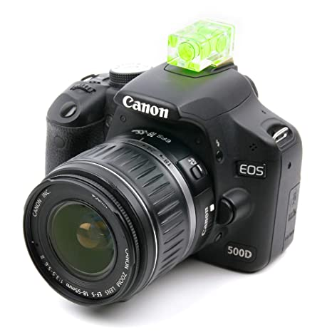 DURAGADGET Nivel Profesional para cámara Nikon D600, Nikon D610 ...
