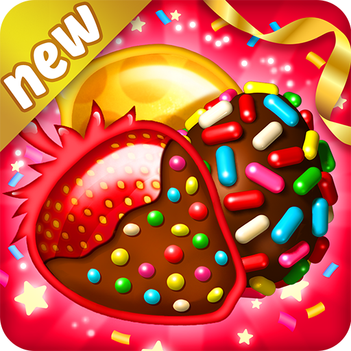 Kingcraft   Candy Garden  Fruits And Jewels