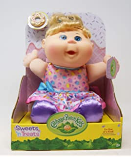 Amazon.com: Cabbage patch kids snack time kid: Toys & Games