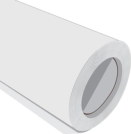1 Metre (1 m) rollo de HD transparente claro brillante 610 mm de ancho Vinilo autoadhesivo: Amazon.es: Hogar